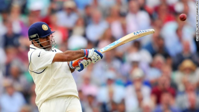 MS Dhoni retires from Test match cricket