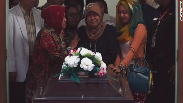 First AirAsia crash victim identified