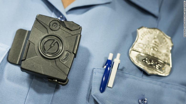 Senator encourages use of body cameras