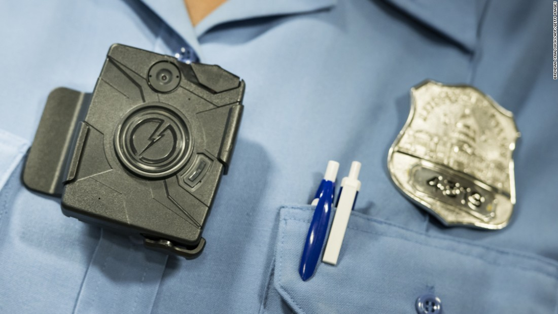 Christie: Body cameras good for police officers and public