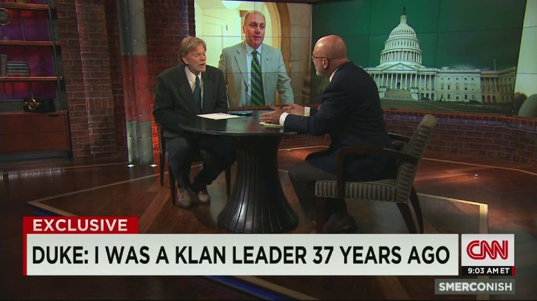 Exclusive: David Duke on Rep. Scalise controversy