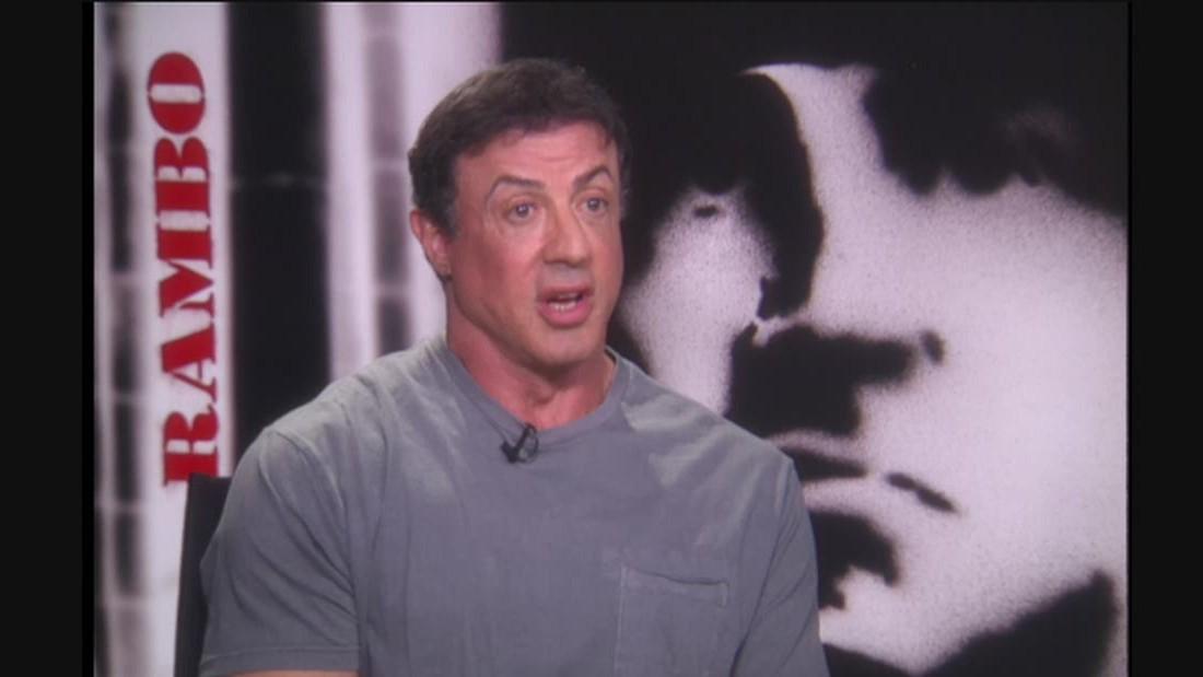 Sylvester Stallone announces final 'Rambo'