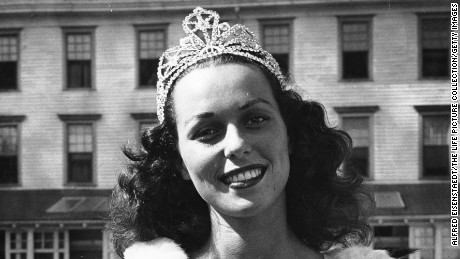 Miss America winner Bess Myerson. (Photo by Alfred Eisenstaedt/The LIFE Picture Collection/Getty Images)