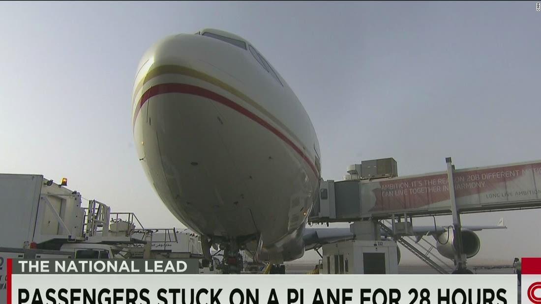 'Unprecedented' fog blamed for 28-hour airline trip