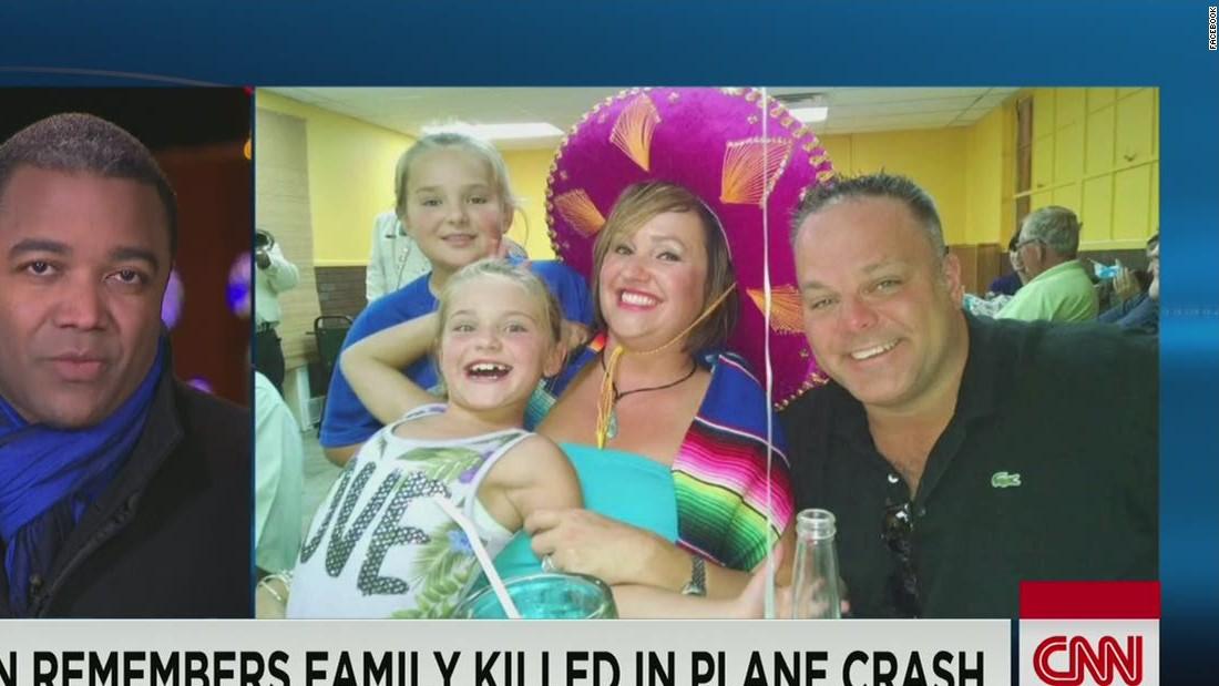 Child plane crash survivor must have time, tools to grieve