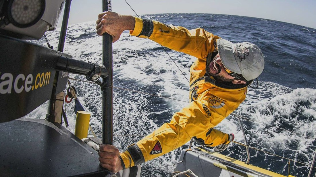 "The Volvo Ocean Race is not for the faint-hearted. Dubbed the ""Everest of Sailing,"" the competition covers 72,000 kilometers in an epic nine-month journey across the globe."