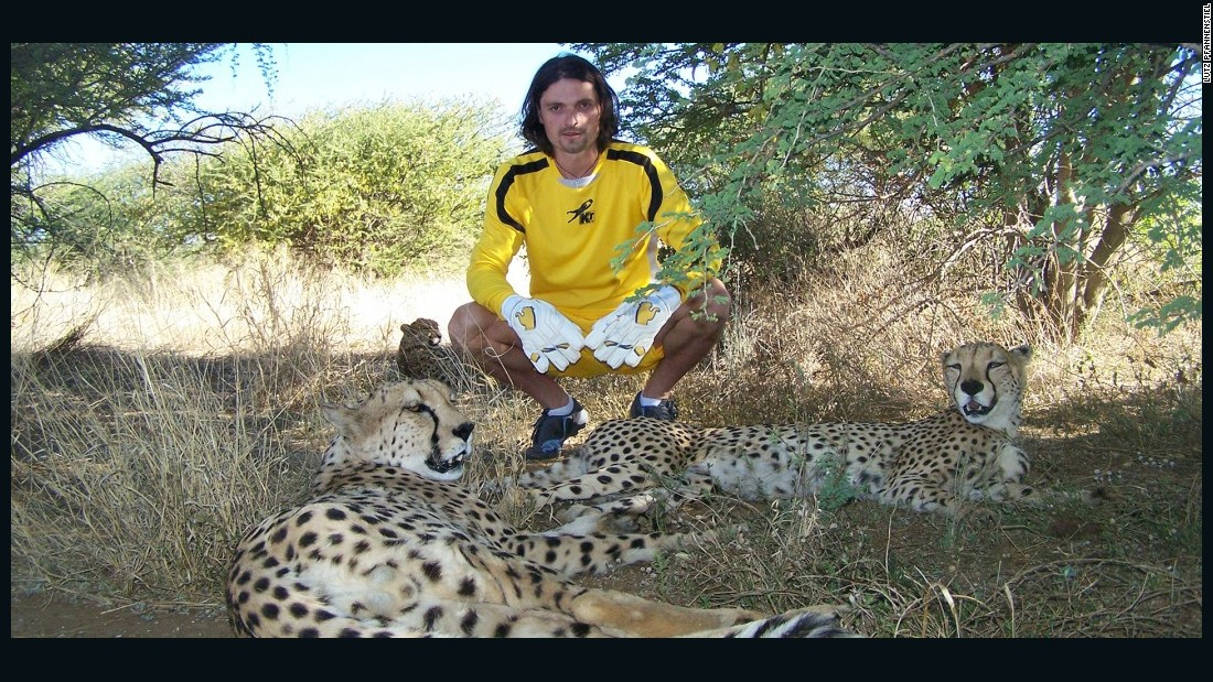"Meow! Meet Lutz Pfannenstiel aka ""The Unstoppable Keeper."" He has a remarkable story to tell..."
