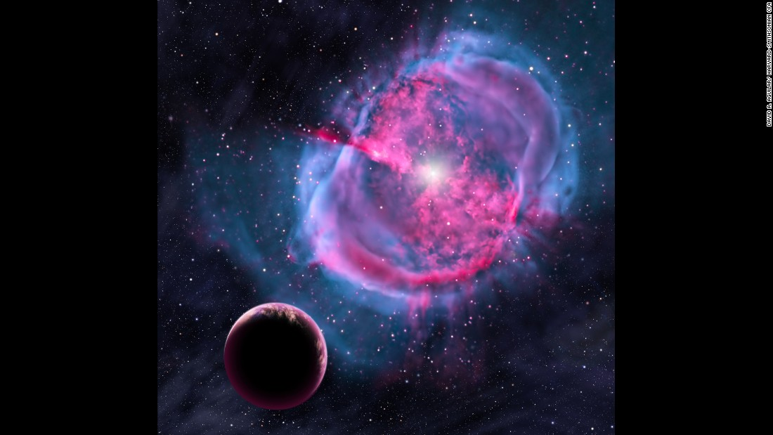 Eight new planets might be capable of hosting life