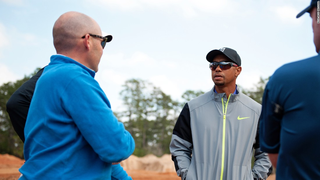 "Abbott says Woods has been keen to take input from others during the process and underlined his commitment to the project: ""When Tiger Woods goes in, he goes all the way. He doesn't do anything half way and that's reflected in his work ethic on and off the course."""