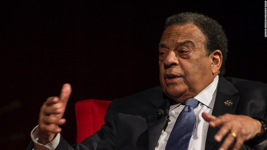 Andrew Young: The miracle of Selma