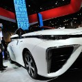 Toyota Mirai fuelcell ces