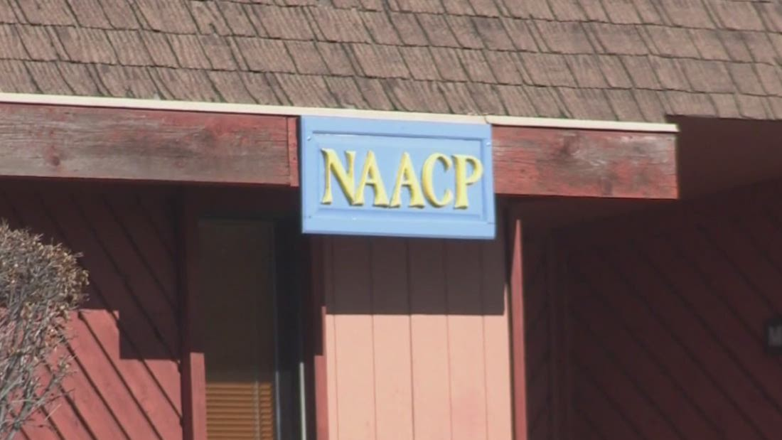 Explosion outside NAACP office in Colorado
