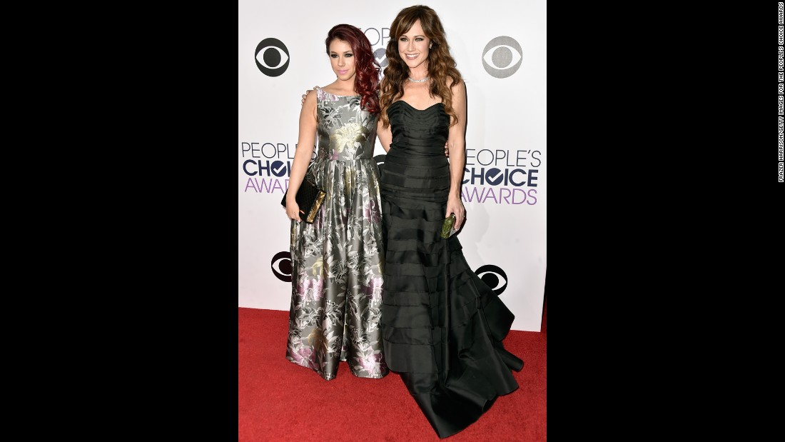 Jillian Rose Reed, left, and Nikki Deloach