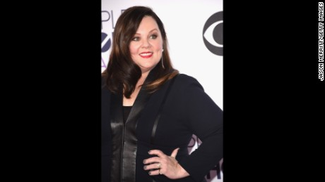 Melissa McCarthy's plus-size revolution? Sign me up