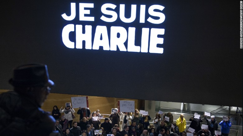 #JeSuisCharlie: Social media reacts to Paris attack