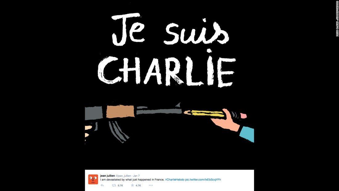 "By French graphic designer <a href=""https://twitter.com/jean_jullien/status/552829637215408128"" target=""_blank"">Jean Jullien</a>"