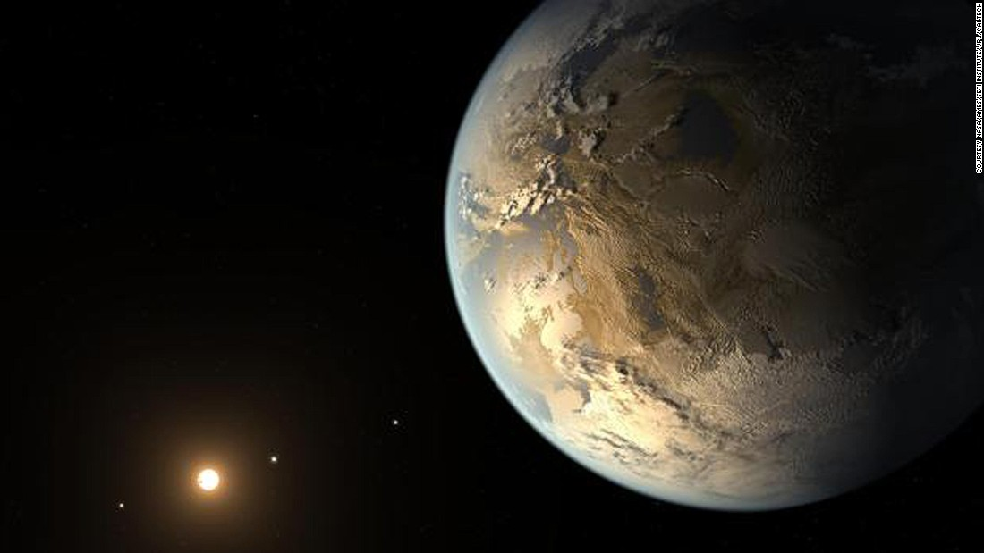 Kepler-186f is one of more than 1,000 alien worlds discovered by the NASA Kepler space observatory since it was launched in March 2009.