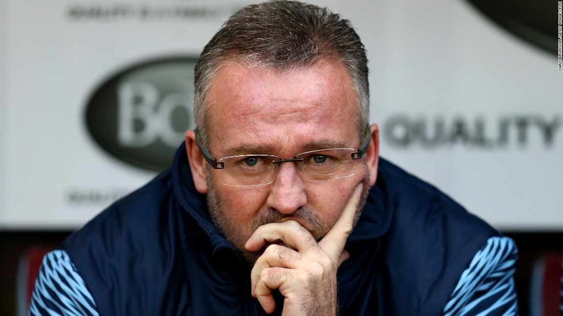 Aston Villa manager Paul Lambert has got a big problem. His team, although 12th in the English Premier League, is struggling to score goals. With just 11 league goals all season, the Birmingham-based team are the lowest scorers in the country's four-tier league pyramid.