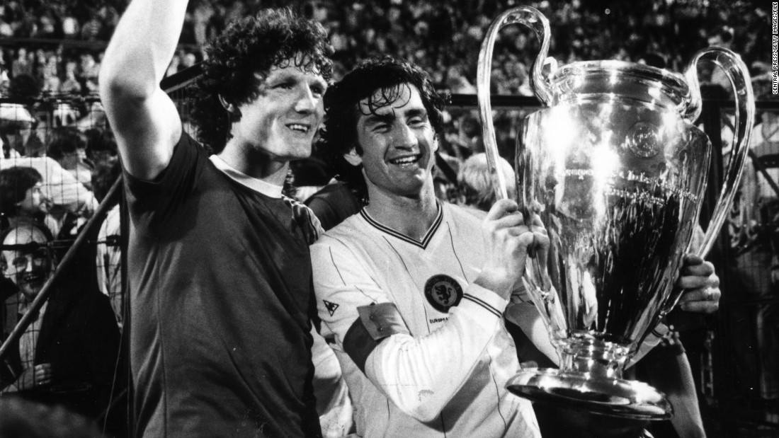 Villa have enjoyed happier times. In the 1982, they beat Bayern Munich 1-0 in Rotterdam to lift the European Cup -- the competition which has become the Champions League.