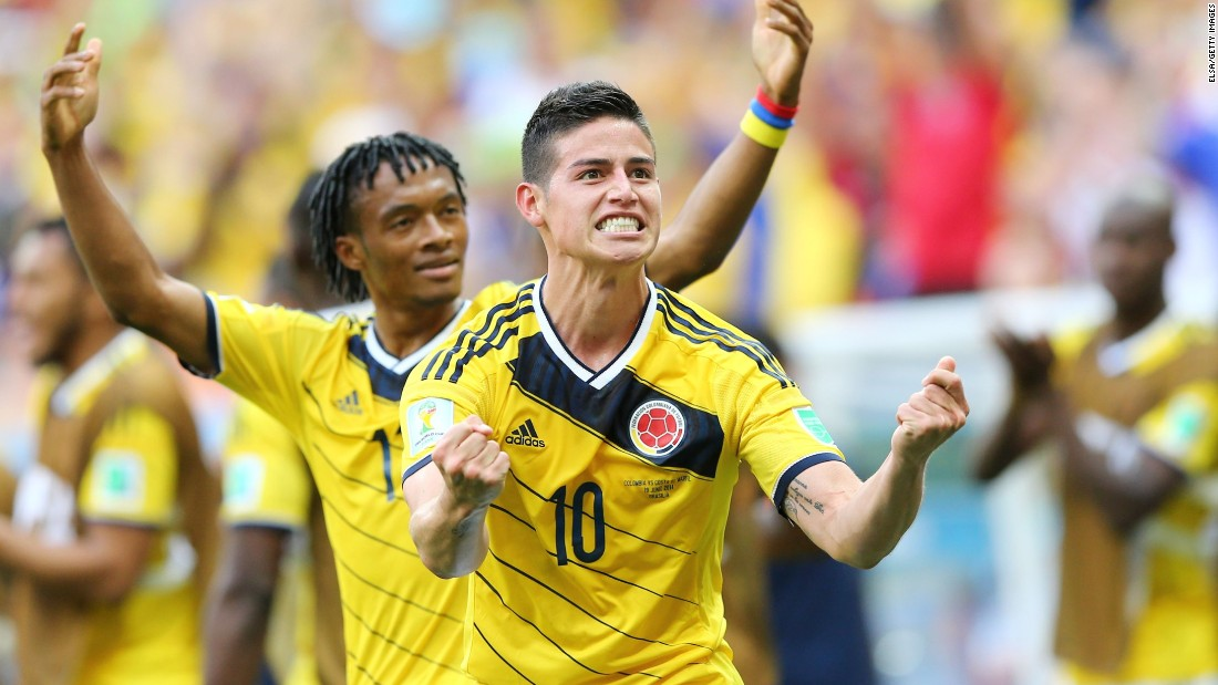 "Pfannenstiel cites James Rodriguez's World Cup display as a good example of how times have changed. ""Rodriguez is a boy but he was just as powerful as the older players who have been playing in Europe for years. 20 years ago, he would have been knocked down a little bit -- because the older players would have had him under control."""
