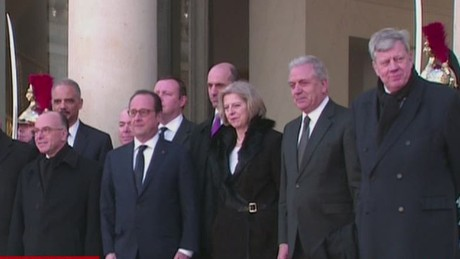 nd tapper sot world leaders in paris for unity march_00001002.jpg