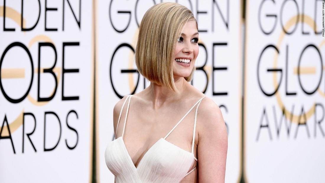Golden Globes: Shockers, romance and Cosby jokes