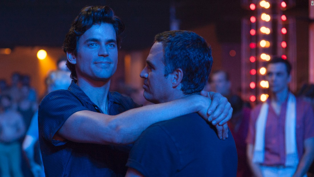 "<strong>Best supporting actor in a series, miniseries or TV film:</strong> Matt Bomer, ""The Normal Heart"""