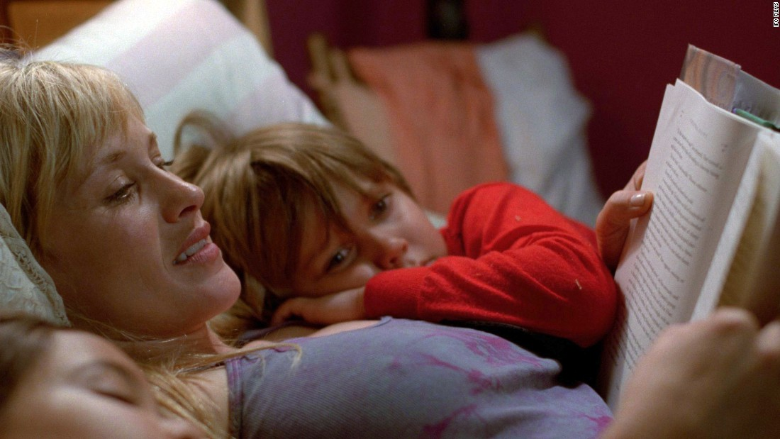 "Patricia Arquette won in the best supporting female category for ""Boyhood."""
