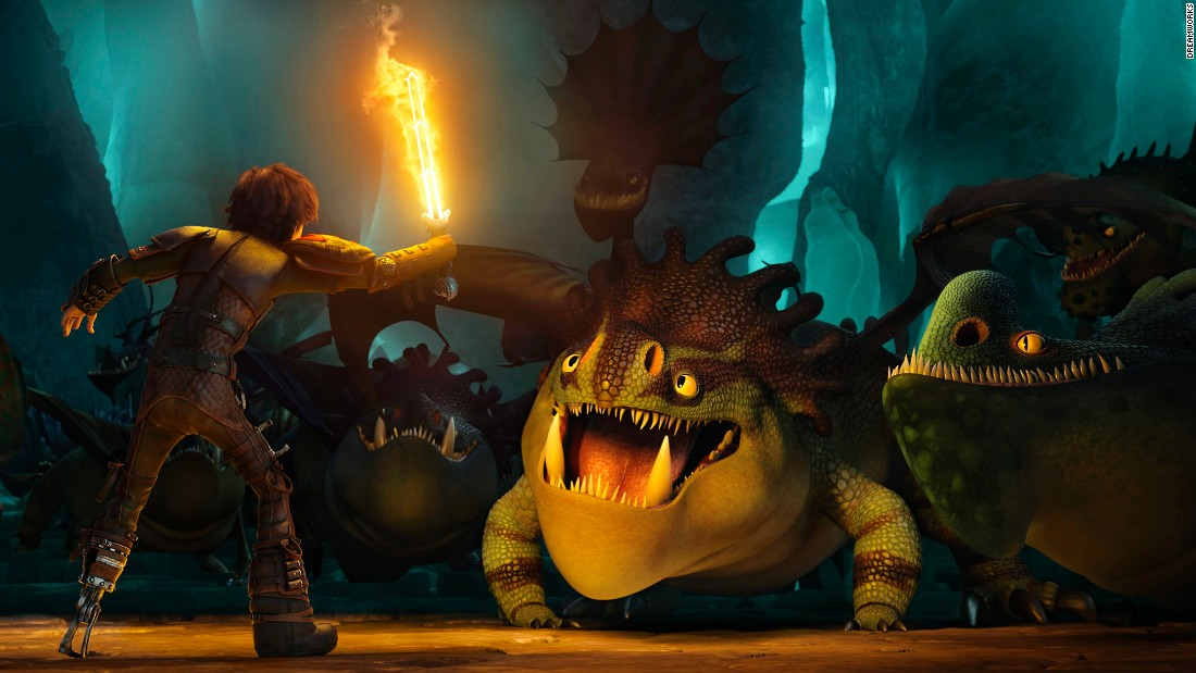 "<strong>Best animated feature film:</strong> ""How to Train Your Dragon 2"""