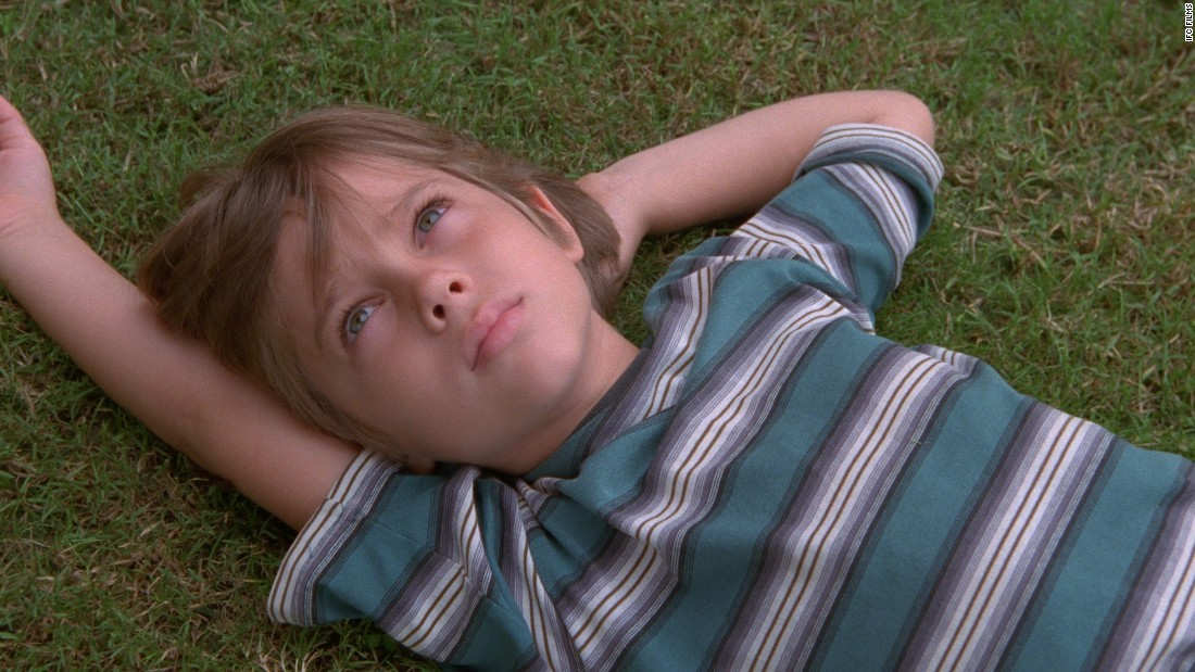 "Richard Linklater won in the best director category for ""Boyhood."""