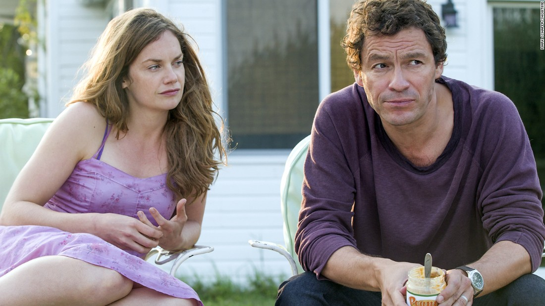 "<strong>Best actress in a TV series -- drama:</strong> Ruth Wilson, ""The Affair"""