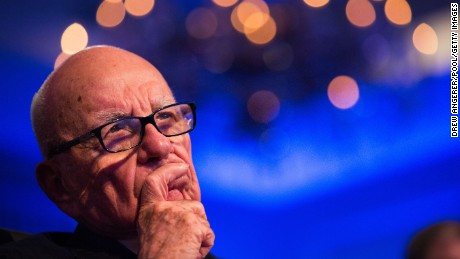 "Rupert Murdoch stirred up a Twitter dustup by suggesting Muslims be ""held responsible"" for ""their growing jihadist cancer."""