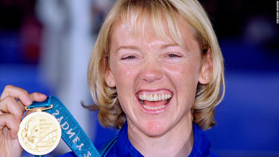 Robertson became the first Scottish woman to win a gold medal in an individual event. She was then voted ISAF World Female Sailor of the Year before being awarded an MBE for her services to British sailing.
