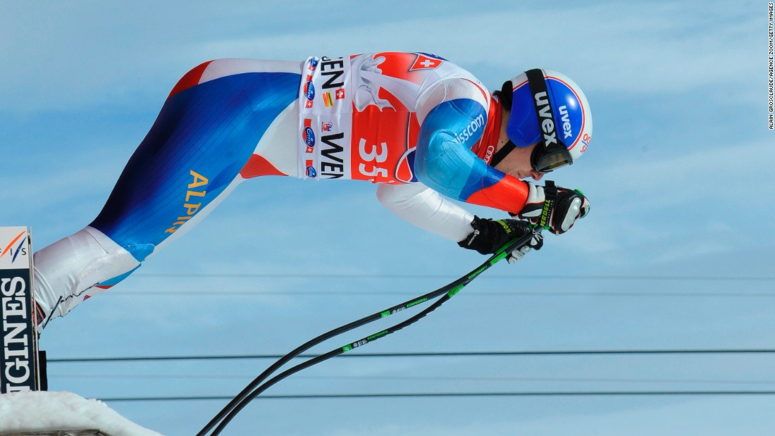 He admitted to nerves returning to the start gate of World Cup skiing but the return was relatively shortlived as Albrecht was eventually forced to retire not from his injuries that day in Kitzbuhel but because of a knee injury sustained in 2012.