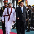 xi jinping tourism-in sri lanka