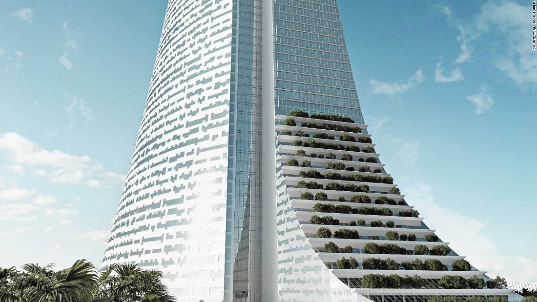 The ambitious building is slated for the picturesque Moroccan city of Casablanca.