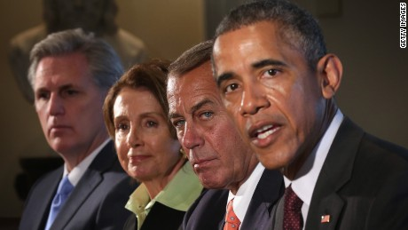 Republican leaders to Obama administration: Stop enacting new regulations
