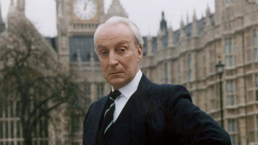 """House of Cards,"" starring Ian Richardson."
