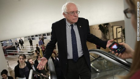 Sen. Bernie Sanders, a Vermont independent considering a 2016 Democratic presidential bid, could be among Hillary Clinton's top critics on trade from the left.