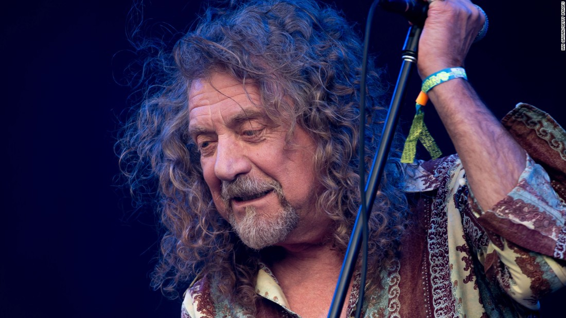 Led Zeppelin frontman Robert Plant will perform at Bonnaroo with his new band, the Sensational Space Shifters.