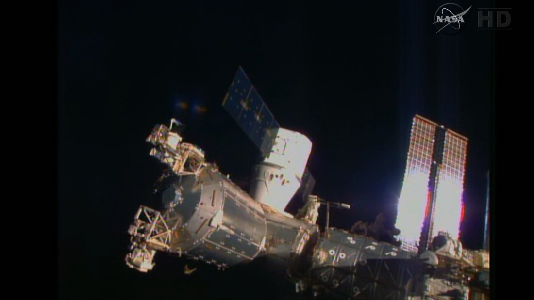 Russian spacecraft 'ceased to exist,' burned in Earth's atmosphere