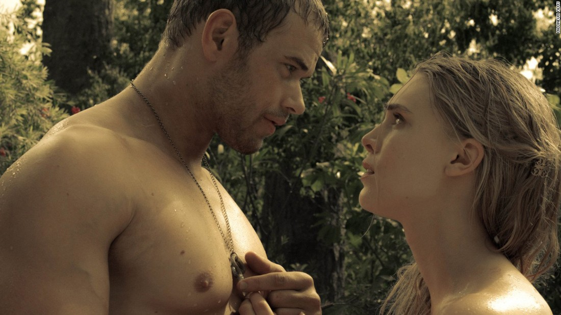 """The Legend of Hercules"" earned nominations for director Renny Harlin, worst remake, ripoff or sequel, and star Kellan Lutz (with Gaia Weiss) for worst screen combo: ""Kellan Lutz & Either His Abs, His Pecs or His Glutes."""