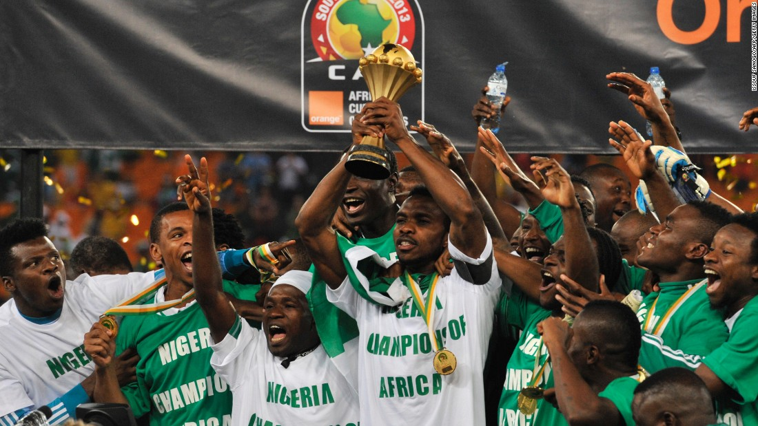 Sixteen teams will be battling it out to be crowned this year's Africa Cup of Nations champion over the coming weeks. Nigeria lifted the trophy in 2013 but failed to qualify for this year's tournament.