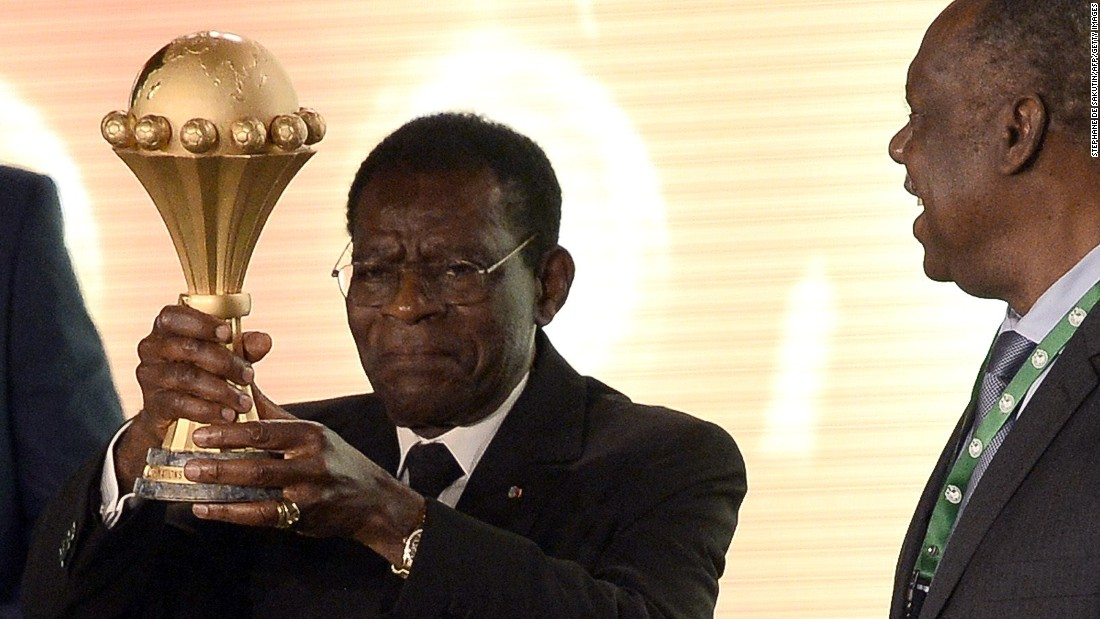 President Teodoro Obiang Nguema Mbasogo has ruled Equatorial Guinea since 1979.  He is 73 years old. He has also faced allegations of corruption, particularly in relations to the country's oil resources.  He won the last elections in 2009 with over 95% of the vote. His son, Teodoro Nguema Obiang Mangue, is Vice President, and is thought to be his favored successor.<br />