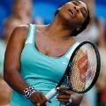 Serena Williams Hopman Cup