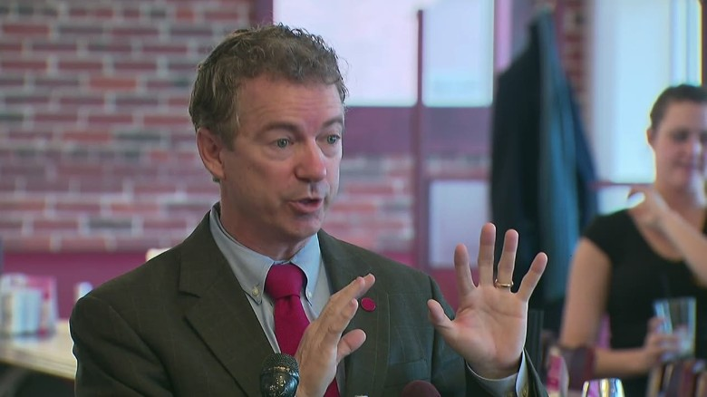 Sen. Paul: Too many people game the disability system