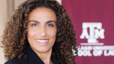 Sahar Aziz is associate professor at Texas A&M University School of Law, where she teaches national security, civil rights, and Middle East law. She is also a fellow at the Institute for Social Policy and Understanding.
