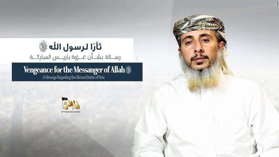 Senior AQAP leader Nasr Ibn Ali al-Ansi killed