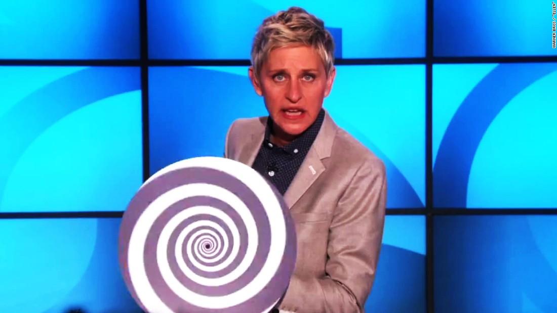 Ellen's hilarious response to anti-gay author