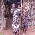 South Sudan refugee stories Awatif family